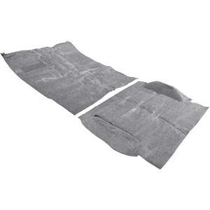 OER 81-84 Blazer / Jimmy 2wd Medium Gray Complete Molded Cut Pile Carpet Set TB17125C1C