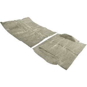 OER 81-84 Blazer 2 Wheel Drive Caramel Passenger Area Molded Cut Pile Carpet Set TB17152C1P