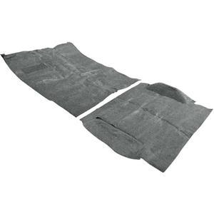 OER 81-91 Blazer 4 Wheel Drive Dove Gray Passenger Area Molded Cut Pile Carpet Set TB17156C4P