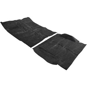 OER 1995-97 Tahoe / Yukon 2 Door Black Passenger Area Molded Cut Pile Carpet Set TB19201C1P