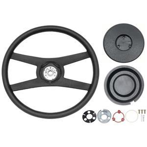OER 1971-81 GM Sport Steering Wheel Kit - 4 Spoke OEM Style *881346