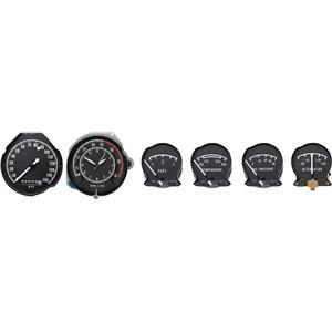 OER 1968-70 Mopar B-Body Rallye Gauge Set With Tachometer/Clock Combo *RM4125