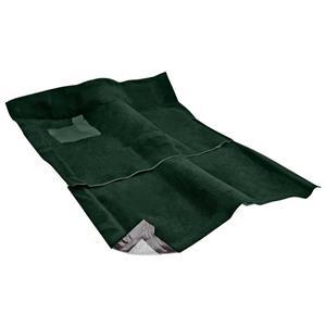 OER 1968-79 Nova 2 Or 4 Door Without Console Dark Green Loop Carpet Set NC68731113