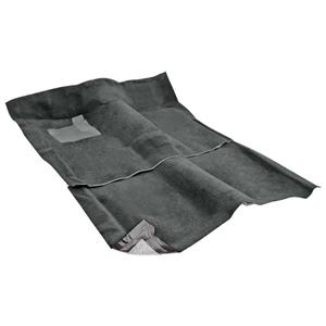 OER 1968-79 Nova 2 Or 4 Door Without Console Gunmetal Gray Loop Carpet Set NC68731135