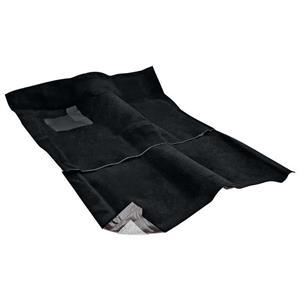 OER 1968-79 Nova 2 Or 4 Door Without Console Black Cut Pile Carpet Set NC74791101