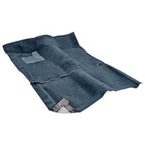 OER 1968-79 Nova 2 Or 4 Door Without Console Medium Blue Cut Pile Carpet Set NC74791108