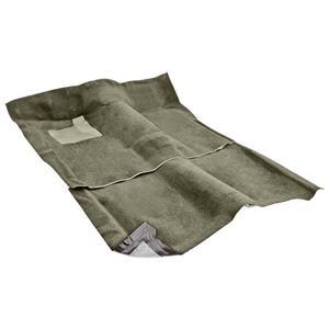 OER 1968-79 Nova 2 Or 4 Door Without Console Medium Saddle Cut Pile Carpet Set NC74791117