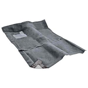 OER 1968-79 Nova 2 Or 4 Door Without Console Medium Gray Cut Pile Carpet Set NC74791125
