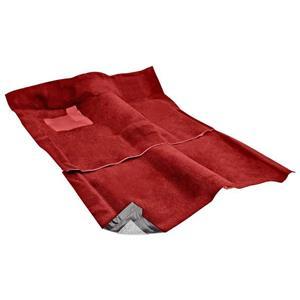 OER 1968-79 Nova 2 Or 4 Door Without Console Dark Carmine Cut Pile Carpet Set NC74791129