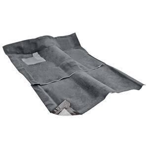 OER 1968-79 Nova 2 Or 4 Door Without Console Smoke Gray Cut Pile Carpet Set NC74791168