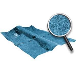 OER 68-79 Nova 2 Or 4 Dr w/o Console Light Blue Cut Pile Carpet Set W/ Mass Backing NC74791203
