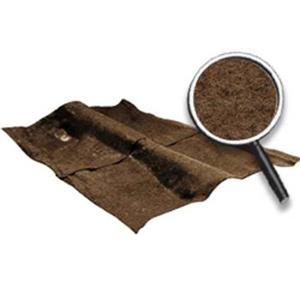 OER 68-79 Nova 2 Or 4 Dr w/o Console Dark Saddle Cut Pile Carpet Set W/ Mass Backing NC74791218