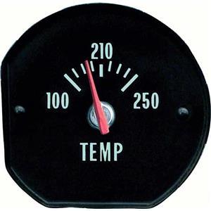 OER 1970 Chevelle SS / Monte Carlo Dash Temperature Gauge 6486153A