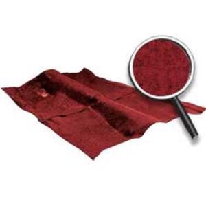 OER 78-79 Impala 2 Door Dark Red Molded Cut Pile Carpet Set W/ Mass Backing B2803P29