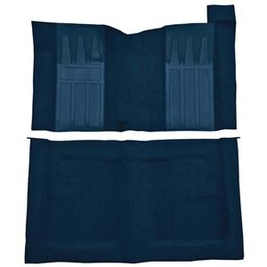 OER 69-71 Torino GT 2-Dr HT/69-70 Ranchero GT w/ 4-Speed Loop Carpet Kit Dark Blue F9194512