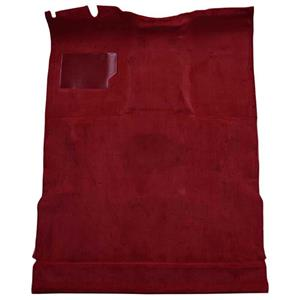 OER 74-79 Ford F-Series Extra Cab w/ Low Tunnel - Molded Cutpile Carpet Kit - Maroon F9208015