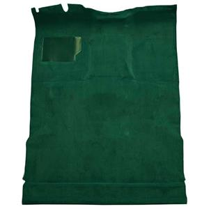 OER 74-79 F-Series Extra Cab w/ Low Tunnel - Molded Cutpile Carpet Kit - Jade Green F9208046
