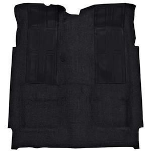 OER 72-73 Torino GT 2-Dr HT Automatic Loop Carpet Kit w/ 2 Black Inserts Black F9220501