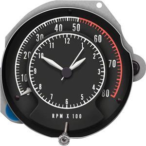 OER 1968-70 Mopar B-Body Rallye Tachometer / Clock 1277441