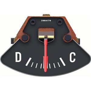 OER 1970-74 Mopar E-Body Rallye Ammeter Gauge 1277444