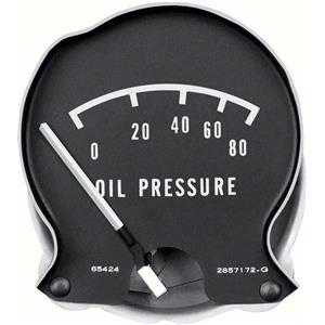 OER 1968-70 Mopar B-Body Rallye Oil pressure Gauge 1277449