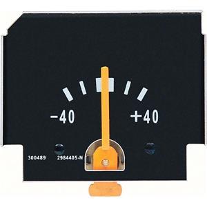 OER 1970-71 Mopar A-Body Standard Ammeter Gauge 2984405