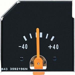 OER 1972-76 Mopar A-Body Standard Ammeter Gauge 3592196