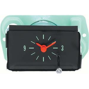 OER 1964 Chevrolet Full Size In-Dash Clock 3843693