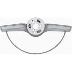 OER 1965-66 Impala and Full Size Chevrolet Horn Ring - Chrome 3882985