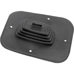 OER 1967-73 Camaro Floor Shift Boot, with Console, Manual Transmission 3974526