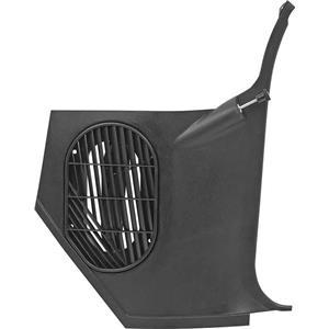 OER 1965-67 Nova/Chevy II Kick Panel - Black - RH 4476645