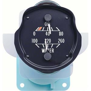 OER 1970-78 Firebird Rally Oil pressure/Water Temperature Gauge 6493193