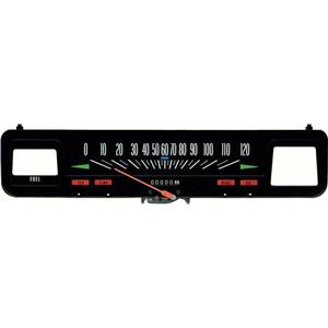 OER 1969-74 Nova Speedometer ; 120 MPH ; without Console Gauges 6496615