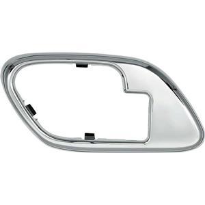 OER 95-02 Chevrolet / GMC Truck w/ Manual Locks Inner Door Handle Bezel - Chrome; LH 748573