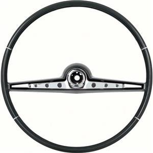 "OER 1962 Impala Steering Wheel ; Standard and SS; Black ; 17"" Wheel 769868"