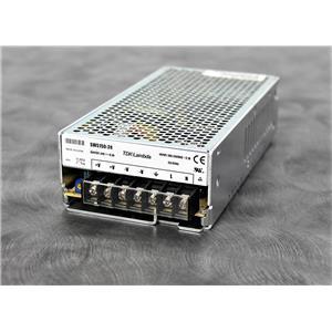 Used TDK-Lambda SWS150-24 Switching Power Supply for Sakura Cryostat 3 w/Warranty