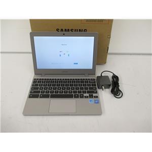 "Samsung XE310XBA-K01US Chromebook 4 11.6"" 32GB Celeron N4000 4GB Platinum"
