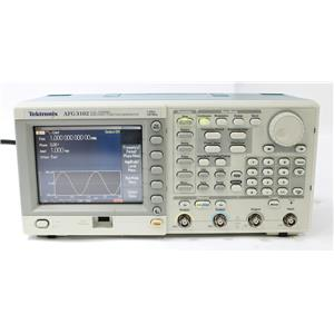 Tektronix AFG3102 100MHz Dual Channel Arbitrary/Function Generator