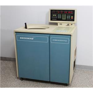 Used: Beckman Coulter L8-60MR Refrigerated Floor Ultracentrifuge 347240