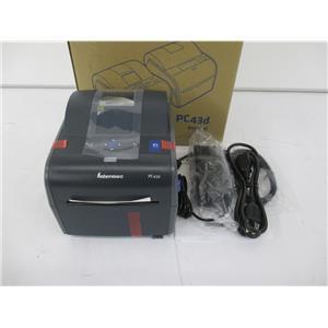 Intermec PC43DA00100201 PC43d Direct Thermal Barcode Label Printer - NEW, OPEN