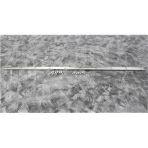 Used: Rollon 29.5 in. Linear Guide w/2 CSW18-60 Roller for Roche Cobas w/Warranty