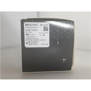 Life Technologies Ion Torrent A34537 Ion 550 Chip Kit EXP: 2020-06-30
