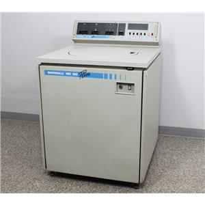 Sorvall DuPont RC-5C Plus Superspeed Refrigerated Floor Centrifuge with Warranty