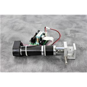Used:Maxon 118752DC Motor and Encoder with Power Board for Roche Cobas S 401