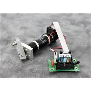Used:Maxon 118752 DC Motor, Gear and Encoder with Power Board for Roche Cobas S 401