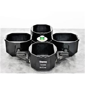 Used: Thermo Scientific BIOLiner Swinging Bucket Rotor 3,500 RPM 4x750mL 75003667