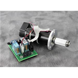 Used:Maxon 8117802 DC Motor 1.25 in. Gearhead and Encoder w/Power Board