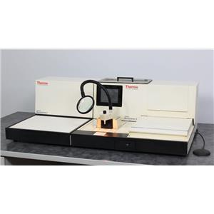 Used: Thermo Electron Shandon Histocentre 3 Tissue Embedding Center w/ Cold Plate