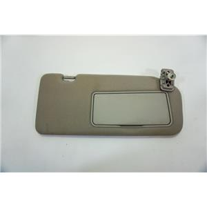 2006-2012 Kia Sedona Entourage Passenger Side Sun Visor Covered Mirror Cloth