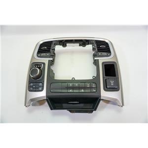 2013-15 Ram 1500 2500 3500 with Gear Selector Nav Center Dash Bezel Vent 115V